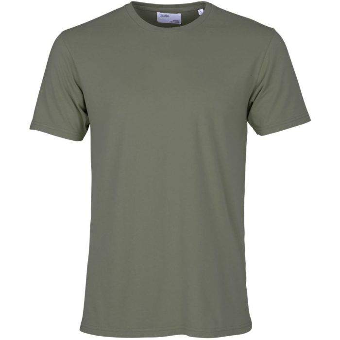 Colorful Standard – T-shirt – Dusty Olive