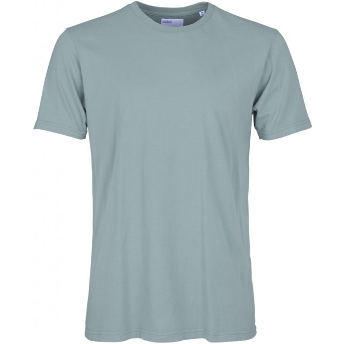 Colorful Standard – T-shirt – Steel Blue