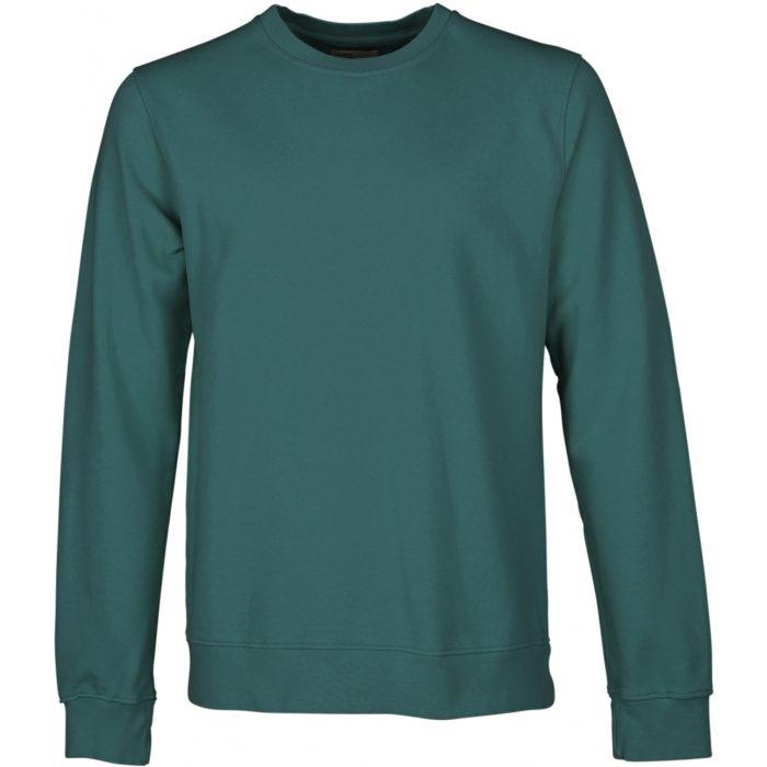 Colorful Standard – Sweat – Ocean Green