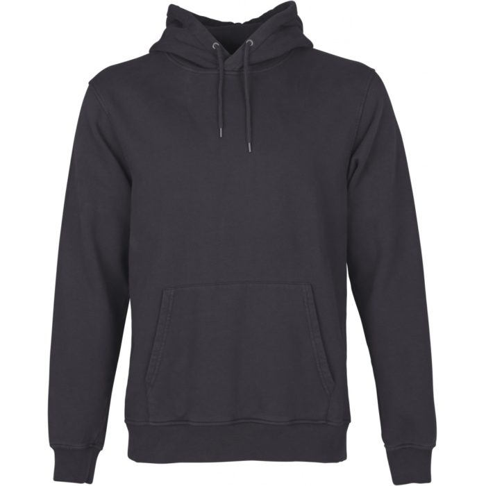 Colorful Standard – Hoodie – Lava Grey