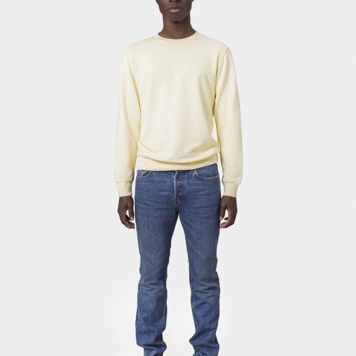 Colorful Standard – Sweat – Soft Yellow