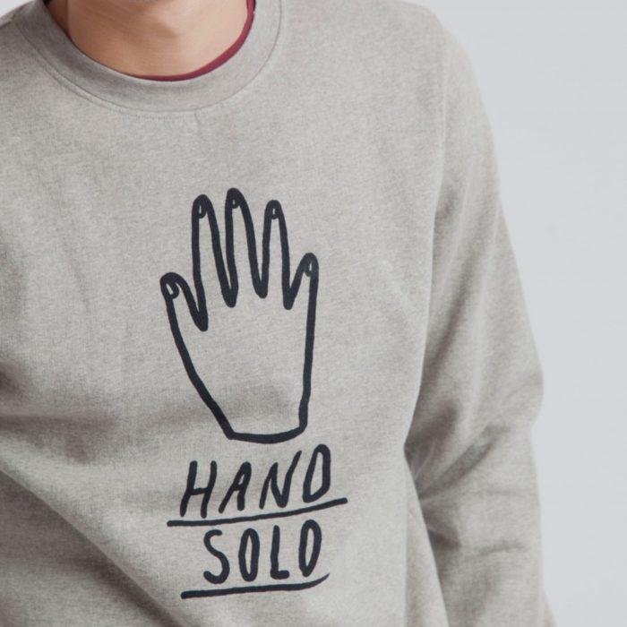 Thinking Mu – Sweat Hand Solo – Gris