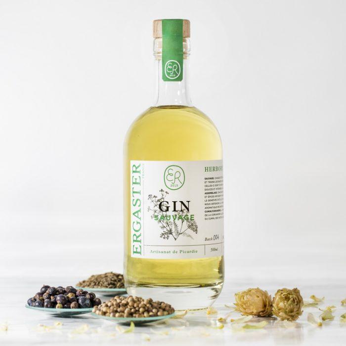 GIN Herboriste – ERGASTER