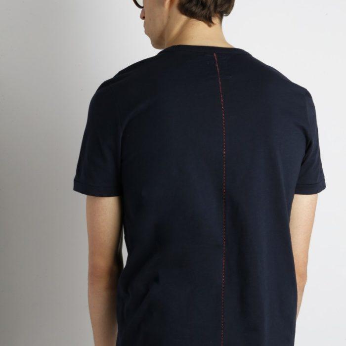 Homecore – T-shirt Rodger Bio – Navy