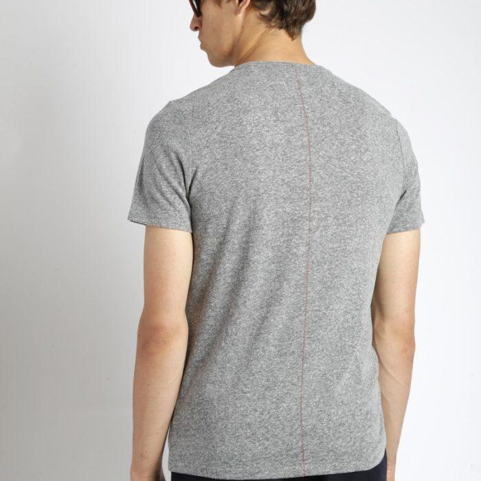 Homecore – T-shirt Rodger Polar – Charcoal