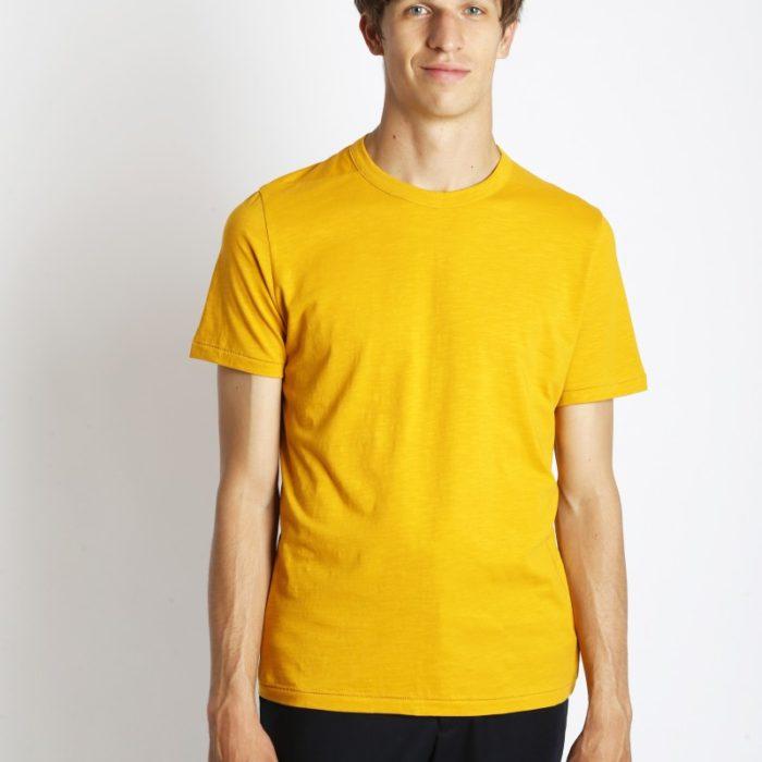Homecore – T-shirt Sunflower – Jaune