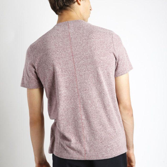 Homecore – T-shirt Rodger Polar – Wine