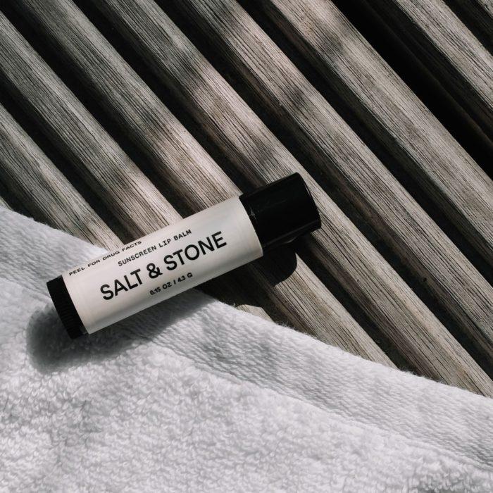 SALT & STONE – BAUME À LÈVRE SPF 30