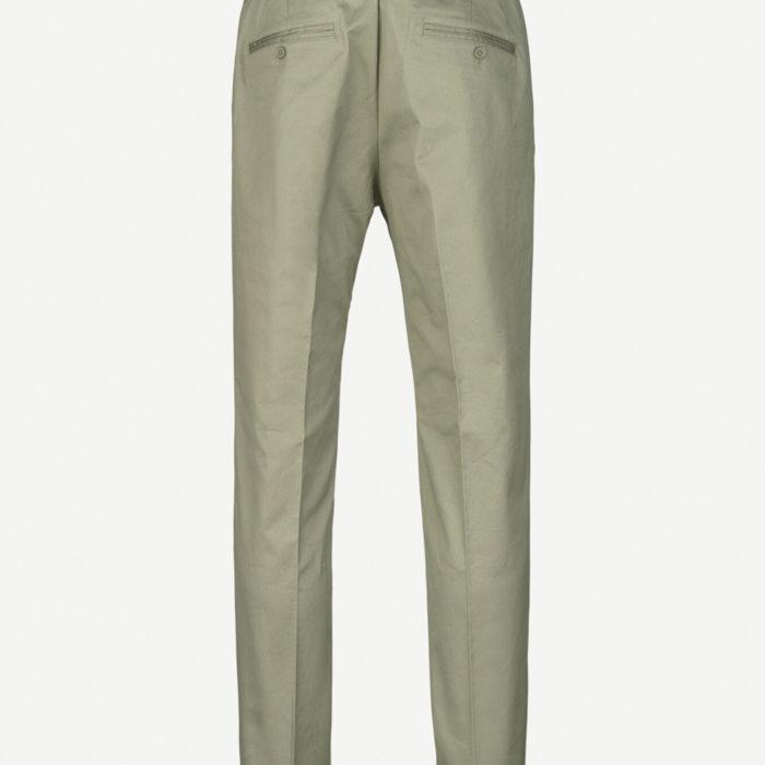 Samsoe Samsoe – Pantalon Laurent – Vert