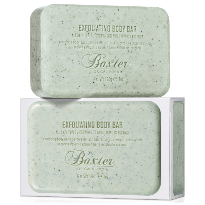Savon exfoliant – Baxter of california