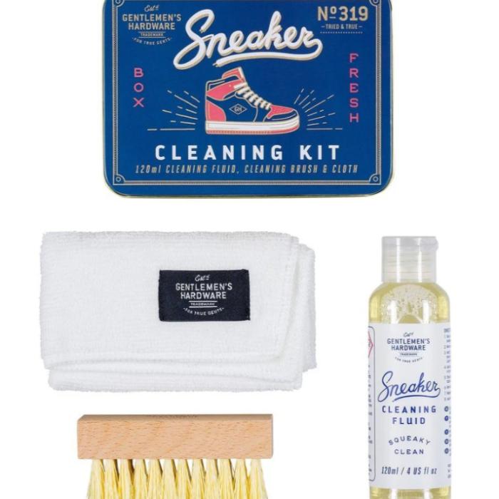 Kit nettoyage sneakers – Gentlemen's Hardware