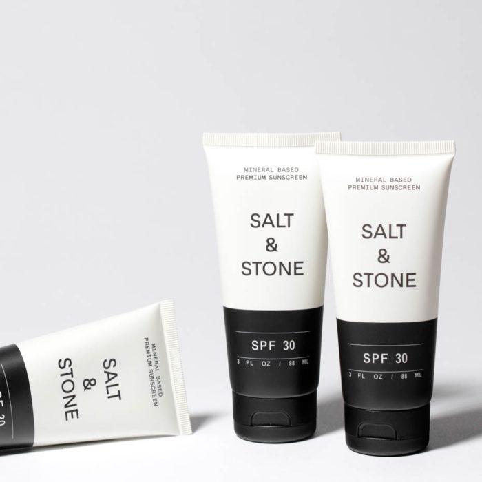 SALT & STONE – CREME SOLAIRE MINERAL SPF 30