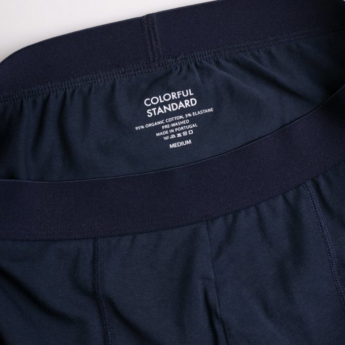 BOXER COLORFUL NAVY BLUE