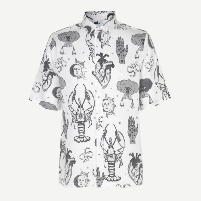 Chemise Manches Courtes TAROT