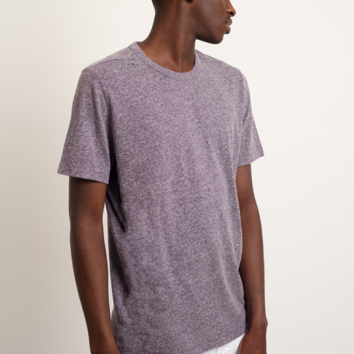 T-shirt Rodger Violet – Homecore