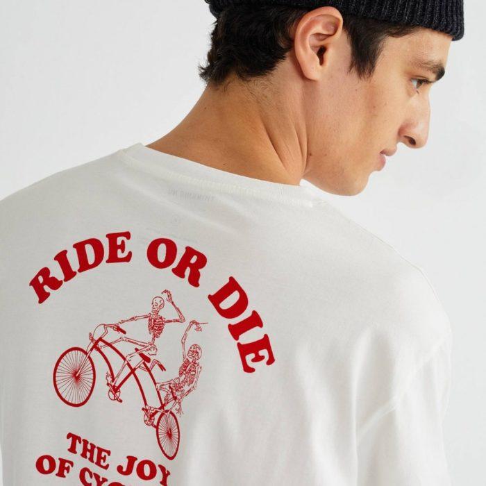 JOY OF CYCLING TEE THK MU