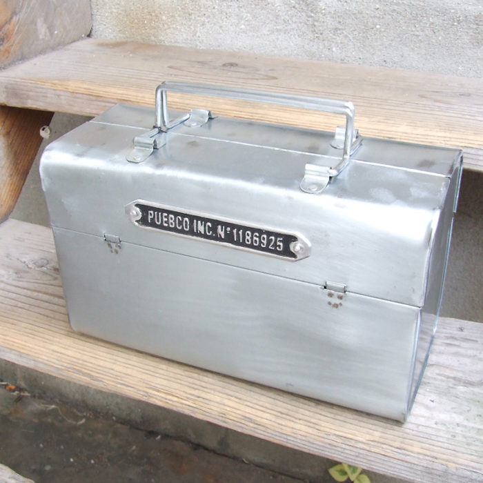 Boîte à outils – Puebco
