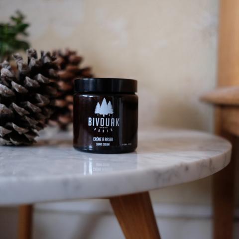 Crème à raser bio – Bivouak