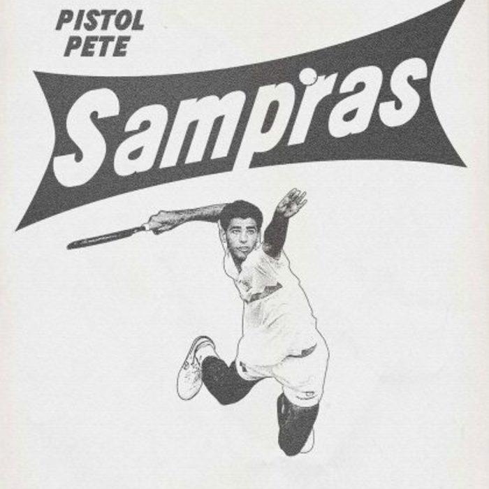 Affiche Sampras – Sergeant Paper