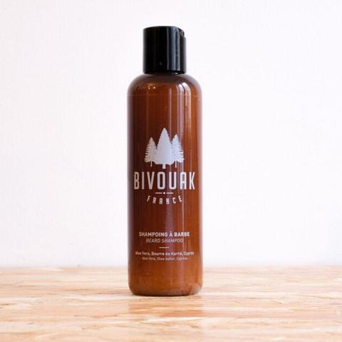 Shampooing à barbe bio – Bivouak