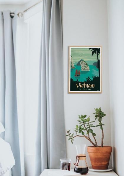 Affiche Vietnam – Sergeant Paper