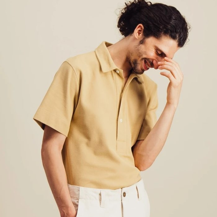 Polo Marcel Outland – Beige