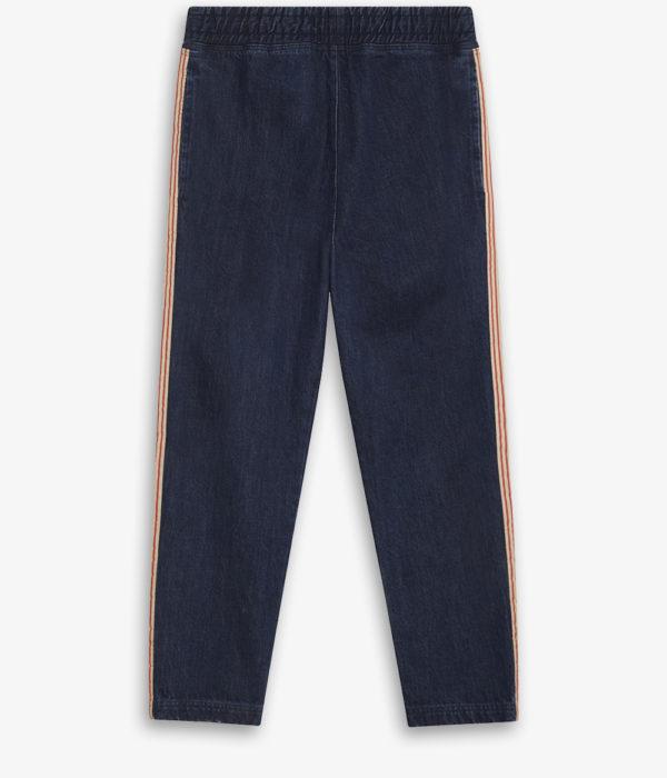 Blotter Atelier – Pantalon Denim Blue Band
