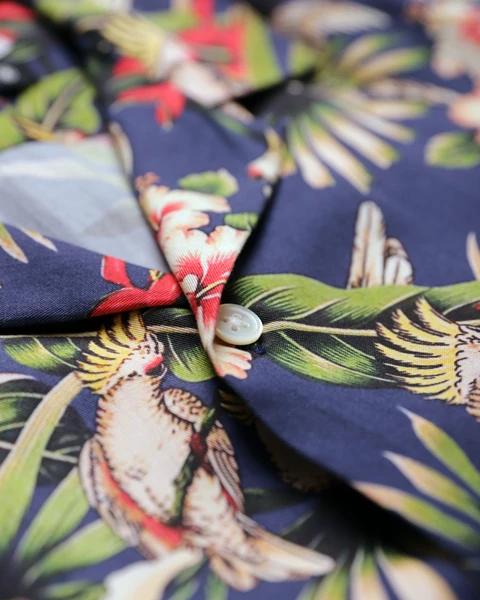 CHEMISETTE AMAZONIA Portuguese Flannel
