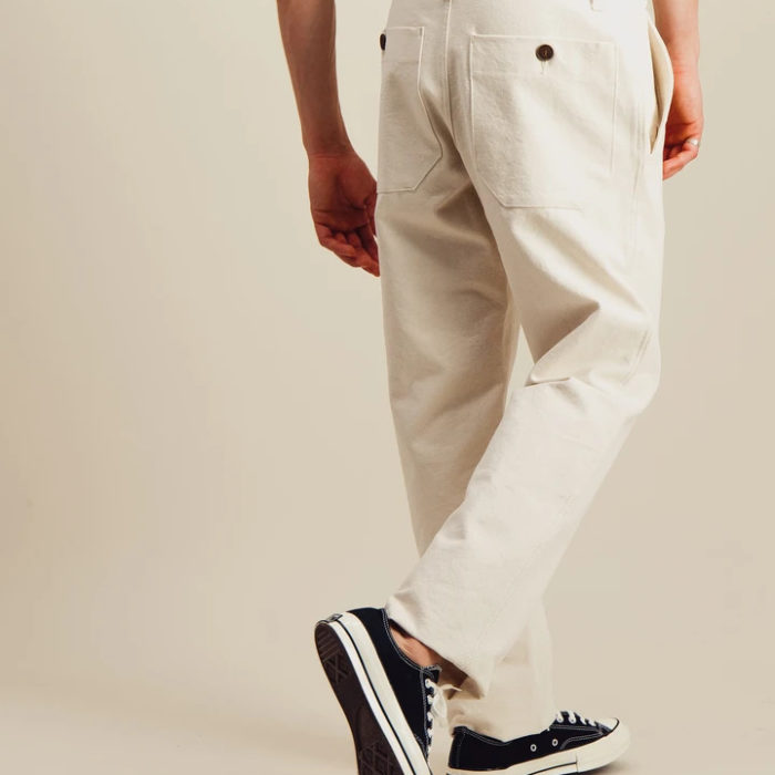 DOCK CANVAS PANT OUTLAND