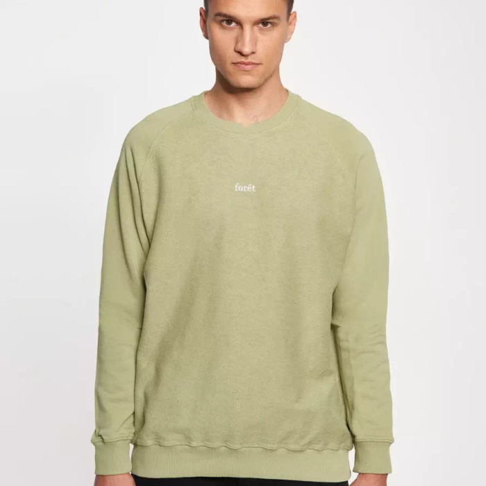 WEST SWEATSHIRT – SAGE
