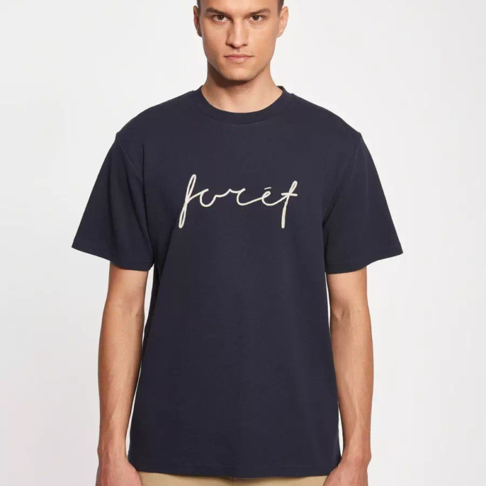 PATH T-SHIRT – NAVY