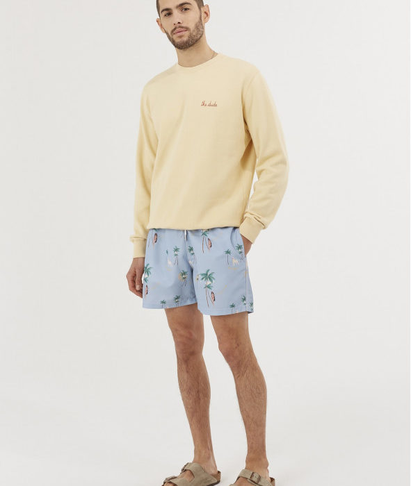 SWEAT THE DUDE Maison Labiche