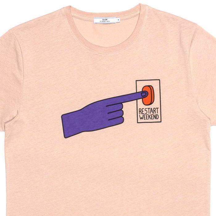 Tshirt Restart Weekend OLOW
