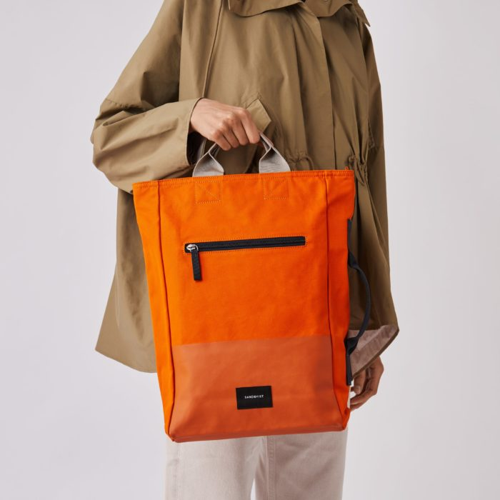 Sac Tony Vegan Orange