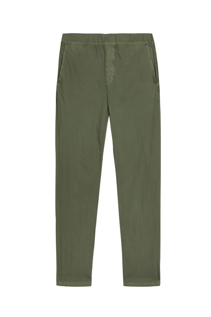 Pantalon Draw Light Green