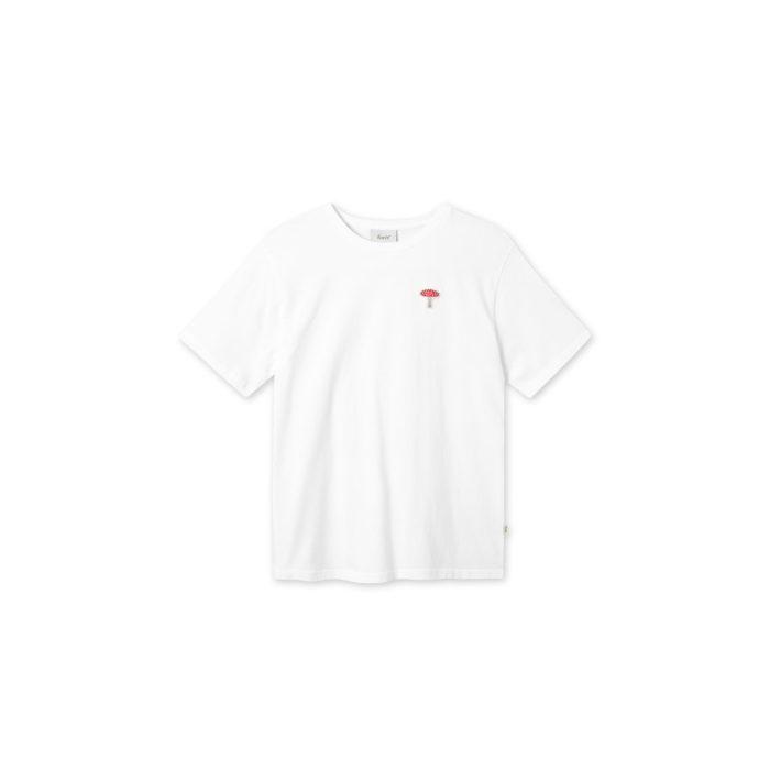 Forét – Mush T-shirt – Blanc
