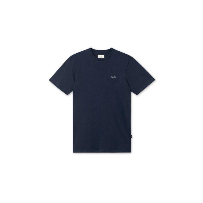 Forét – t-shirt Air – Bleu