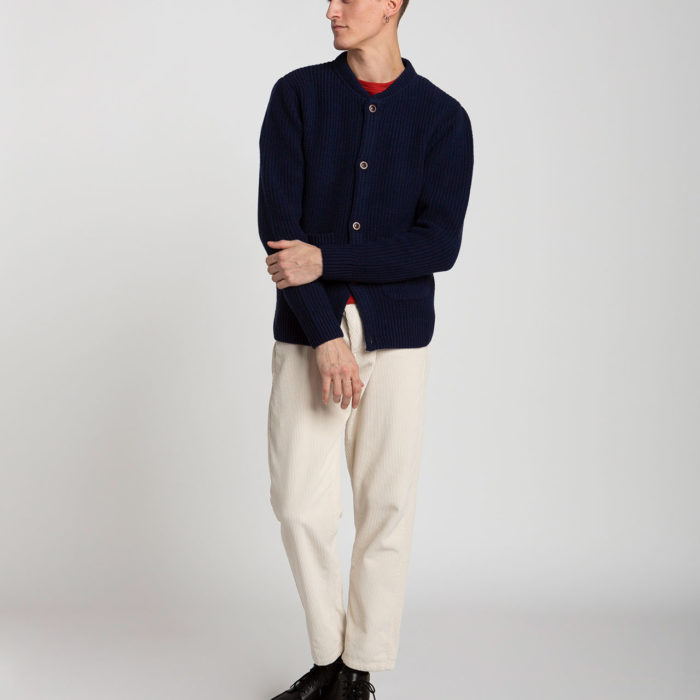 PULL TRICOT MARINE OLOW